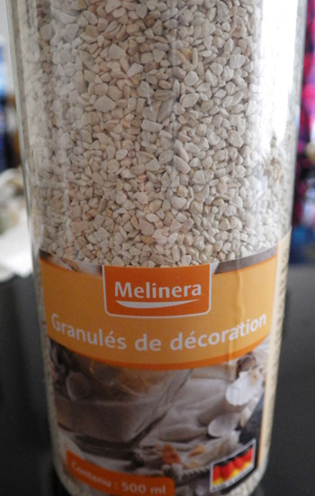 granules de decoration