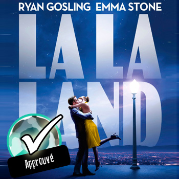 avis film la la land