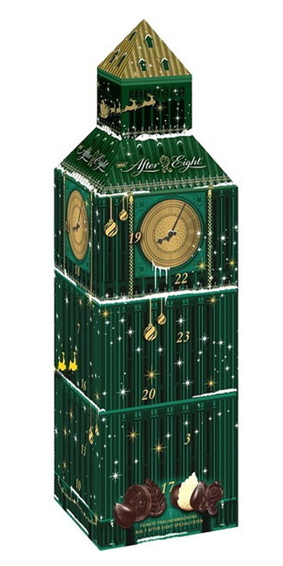 calendrier avent after eight