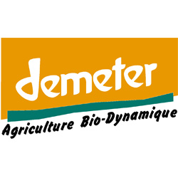 label demeter oeufs