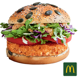 grand veggie mc do