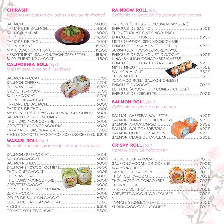 carte miss sushi vallauris2