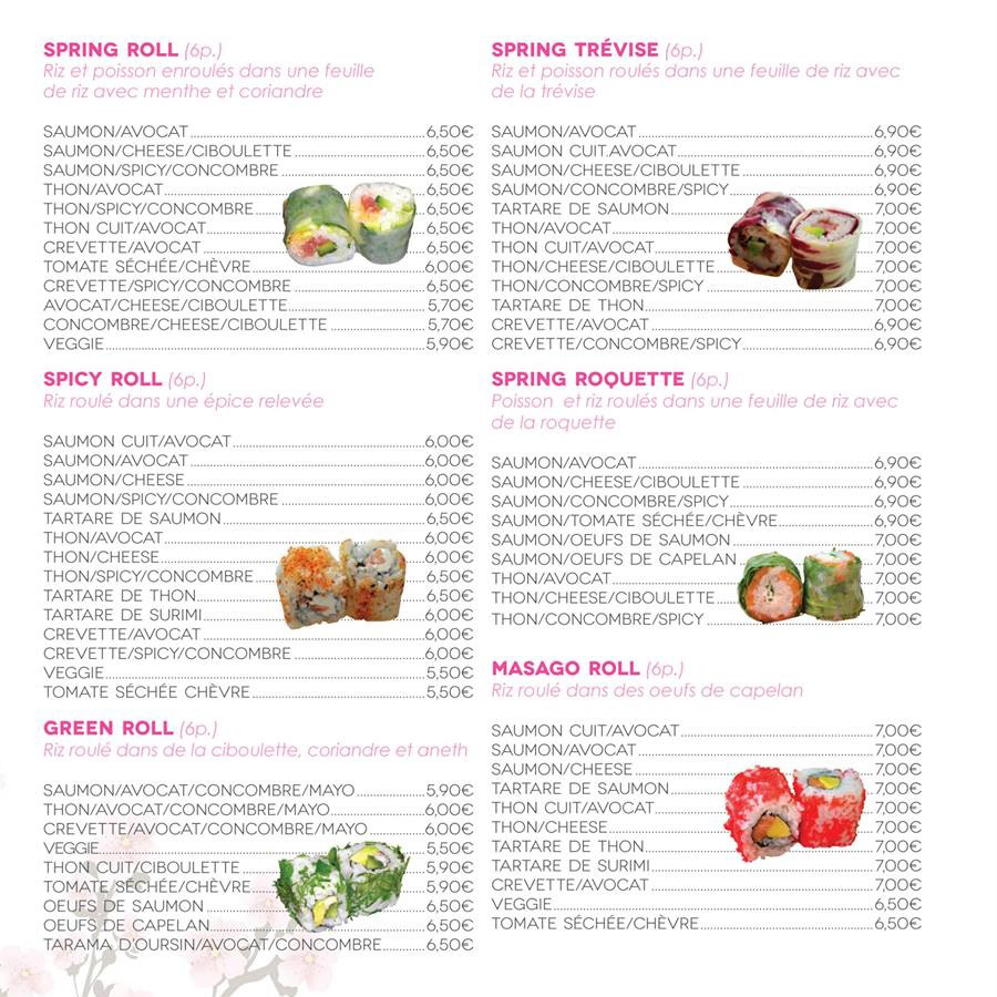 carte miss sushi vallauris3