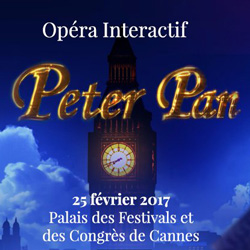 peter pan opera cannes